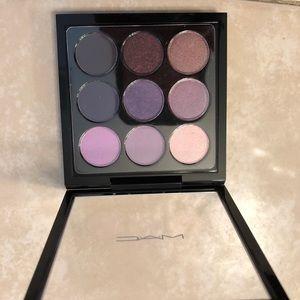 MAC Purple X Nine Pallet.